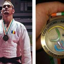 Arădeanul Kunszabo, al treilea judoka la Jocurile Francofone din Africa