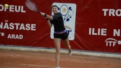 Photo of Prima decadă a lunii august, sub semnul tenisului de câmp feminin, la Arad