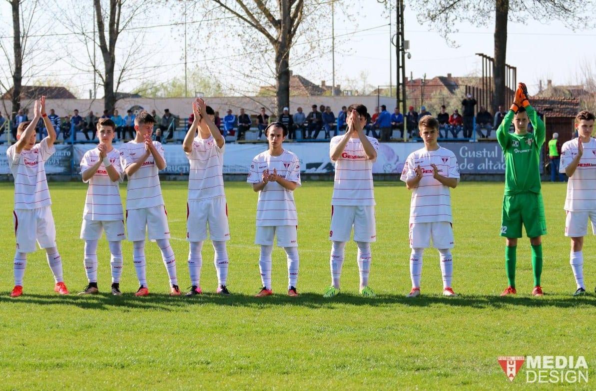 UTA Under 17, în 18 jucători la Mallnitz! Mijlocașul Merian – singura achiziție a lui Gaica