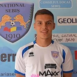 """Sebișul - salvată de """"hattrickul"""" juniorului Voinescu la Deva: """"Am jucat concentrat, dar am și primit mingi foarte bune din partea colegilor"""""""