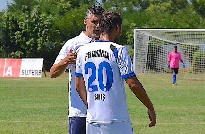 Șase goluri în amicalul Sebiș – Macea, Chița nu a contat pe trei dintre jucătorii argeșeni