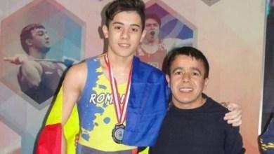 """Photo of Medalii și la """"naționalele"""" de tineret pentru halterofilii CSM-ului"""