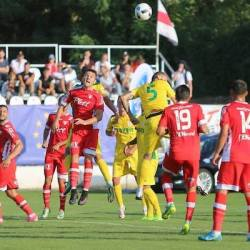 Tot fără victorie acasă: UTA - CS Mioveni 1-1