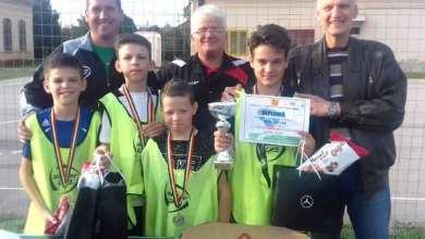 """Photo of Copiii de pe """"Izvorul"""", primii câștigători ai """"Campionatului străzilor din Arad"""""""