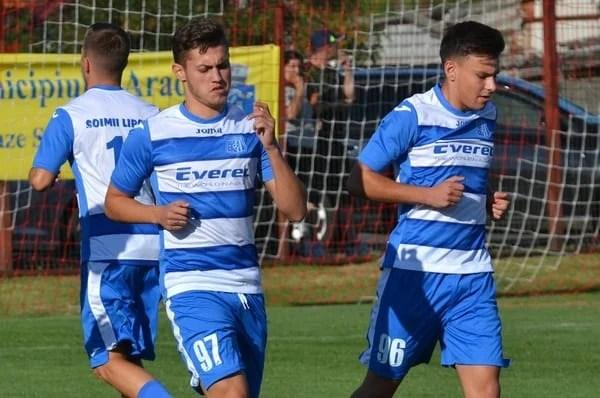 Liga a VI-a: Bujac și Lipova II – braț la braț în Seria A, un nou scor de maidan pentru FC Sântana