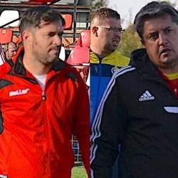 """Anca: """"Era important să legăm victoriile"""" v.s. Petcu: """"Cu o așa competiție, jucătorii noștri nu au cum să nu crească"""""""