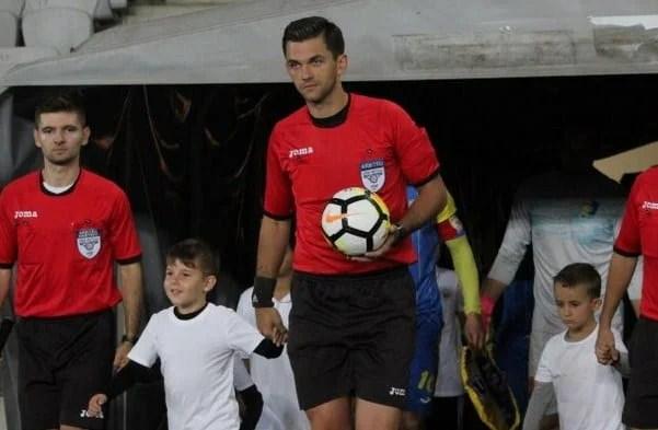 """""""Centralul"""" Mircea Ardelean ajunge lângă Hațegan în Liga 1: """"Tot ce-mi doresc este să confirm așteptările"""""""