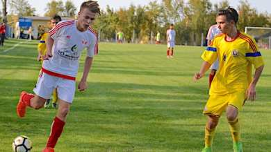 """Photo of Mager, la primul gol în Liga 3-a: """"La Cermei, o mare familie cu rădăcini utiste. Creștem, nu vom fi ușor de bătut!"""""""