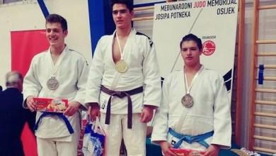 """Photo of David Turc – """"bronz"""" la EuroLiga de la Osijek! Și alți judoka ai CSM-ului au strălucit la puternica întrecere din Croația"""