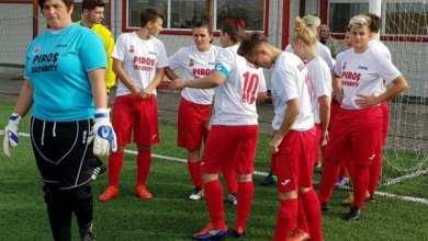 Photo of Victorii la zero pentru echipele de fotbal feminin ale Aradului: Piroș Security are punctaj maxim