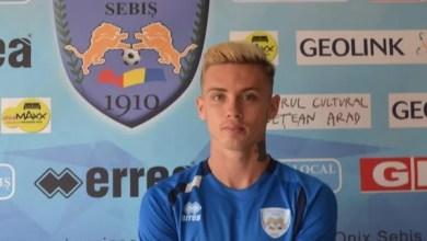"""Photo of Livan a debutat cu gol la Sebiș: """"Vreau să dovedesc că nu am venit degeaba la Sebiș"""""""
