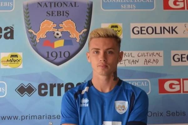 """Livan a debutat cu gol la Sebiș: """"Vreau să dovedesc că nu am venit degeaba la Sebiș"""""""