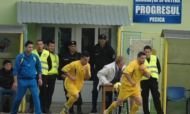 Piedică de la Maghici pentru fosta echipă: Păulișana Păuliș – Progresul Pecica 2-2
