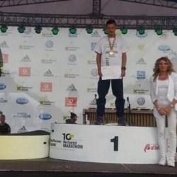 Mâneran este pentru al patrulea an consecutiv campion al României la maraton