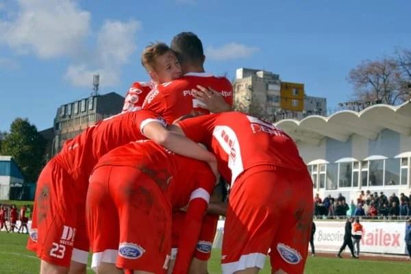 """Hlistei, gol și """"assist"""" la Suceava: """"Am crezut până la final în noi, să legăm victorii până la finalul turului!"""""""
