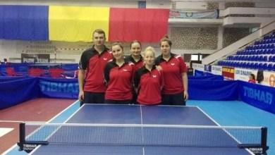 Photo of Echipa feminină de tenis de masă a CSM-ului, învinsă doar de campioana Dumbrăvița la primul turneu al Superligii