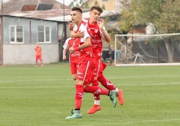 Când și arbitrii rămân impresionați: CS U Craiova – UTA Under 17 3-3