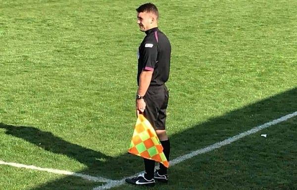 """""""Asistentul"""" Lucian Berariu poate promova în Liga 3-a prin Programul de Dezvoltare """"Tinere Talente"""""""