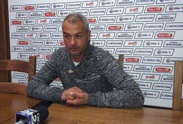 """Dulca: """"Locul UTA-ei nu e în Liga 2-a, sunt sigur că se vor bate la promovare până la final! Luceafărul vine să câștige la Șiria"""""""