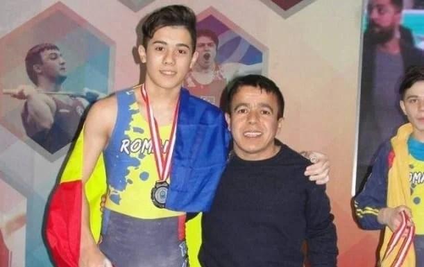 Final de sezon cu alte opt medalii pentru halterofilii CSM-ului