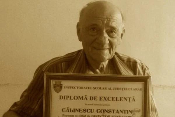 Părintele Clubului Sportiv Gloria Arad a plecat la cele Sfiinte