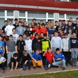 """Cantonamentul de la Moneasa - """"bornă"""" necesară pentru campionii arădeni la judo: """"Să depășim rezultatele din 2017!"""""""
