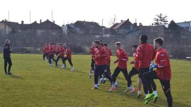 Photo of 28 de fotbaliști la reunirea UTA-ei: Bodea, Buia, Petra și David Popa – cele mai importante nume la capitolul noutăți