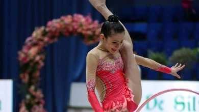 Photo of Sonia Ichim a luat bronzul la primul concurs internațional de gimnastică ritmică din 2018