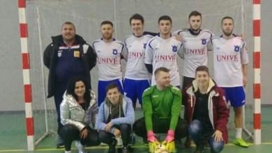 """Photo of Campionatul județean de futsal: Ineul a câștigat la ultima fază """"zona"""" de la Macea, chiar în fața echipei gazdă"""