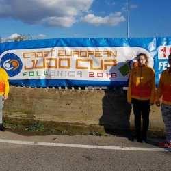 Chiar dacă au ratat podiumul, trei judoka arădeni au strâns puncte prețioase la Cupele europene din Italia și Spania
