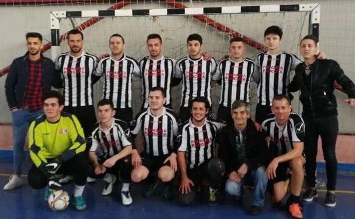 Podgoria Pîncota și-a luat biletele pentru turneul final de futsal, după o finală dramatică cu Șimandul