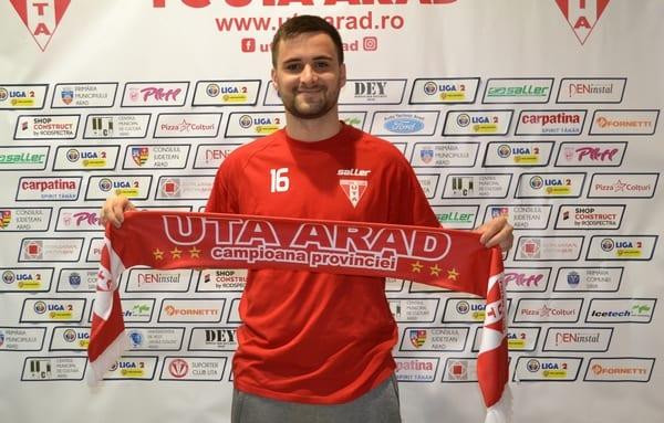 """Basarabeanul Roșca debordează de optimism: """"Să câștigăm tot și, de ce nu, să jucăm barajul pentru Liga 1!"""""""