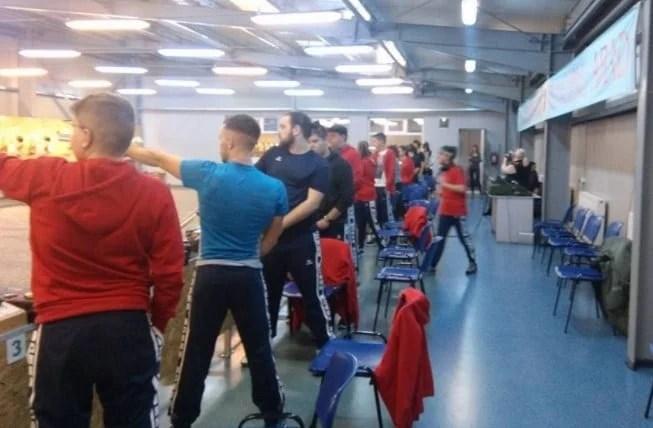 Sezonul la tir sportiv se deschide la poligonul din Arad! Naționalele de aer comprimat – de duminică până vineri