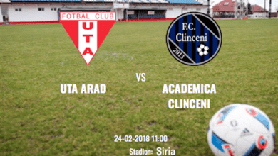 Photo of Sondaj: Cine va câștiga partida UTA – Academica Clinceni?