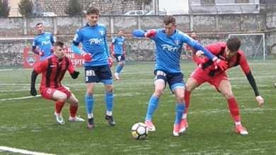 Photo of Medie de goluri stricată în Valea Domanului în fața unui adversar peste nivel: CSM Școlar Reșița – UTA 0-0