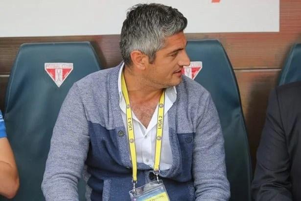 """Augustin Călin, după remiza cu UTA: """"Sunt două puncte pierdute, am controlat jocul"""""""