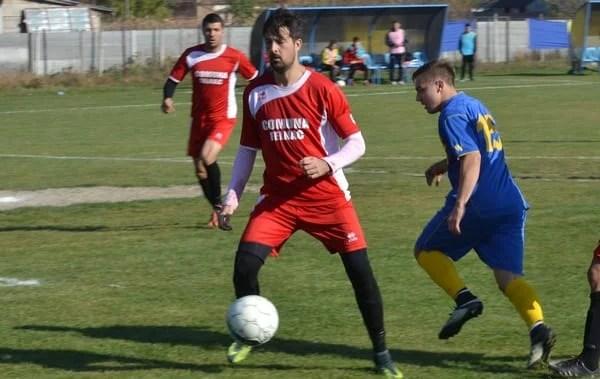 Meci întors din faze fixe: Frontiera Curtici – Șoimii Șimand 1-2