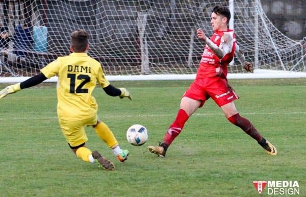 Isac a făcut diferența în derby-ul Vestului la Under 17: ACS Poli – UTA  0-2