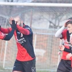 Și-au făcut golaveraj de locul 2, dar au tremurat până la pauză: Unirea Sântana - Cetate Săvârșin   5-1