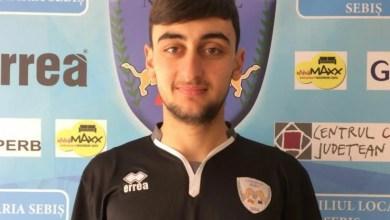"""Photo of Dagău a debutat în Liga 3-a cu banderola de căpitan pe braț: """"Moment important al carierei, la 18 ani pot spera să ajung cât mai sus"""""""