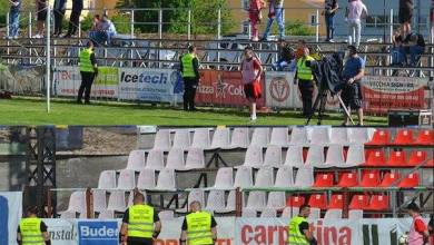 Photo of Primul derby al Vestului fără galerii! Suporterii utiști scandează din afara stadionului