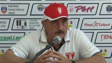 """Photo of Popa: """"Un rezultat care ne satisface, în momentul în care am preluat echipa speram ca acest derby să-l jucăm la Arad"""""""