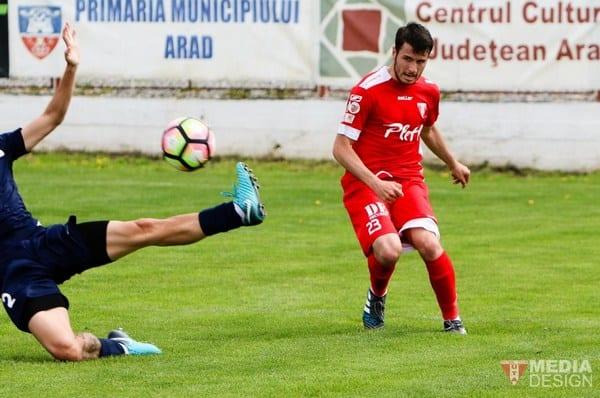 """Prună s-a deblocat în Liga 2-a: """"Am așteptat mult acest gol, era și mai frumos dacă obțineam ceva de pe urma lui"""""""