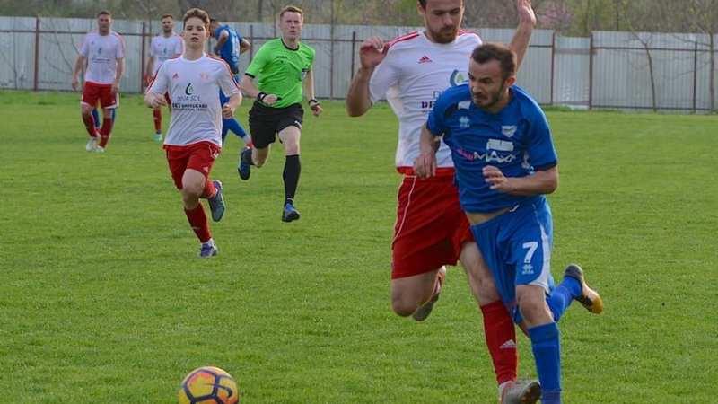 """Săulescu a ajuns la """"cota 14"""" și țintește revanșa cu Lugojul: """"Pentru astfel de meciuri m-am făcut fotbalist"""""""