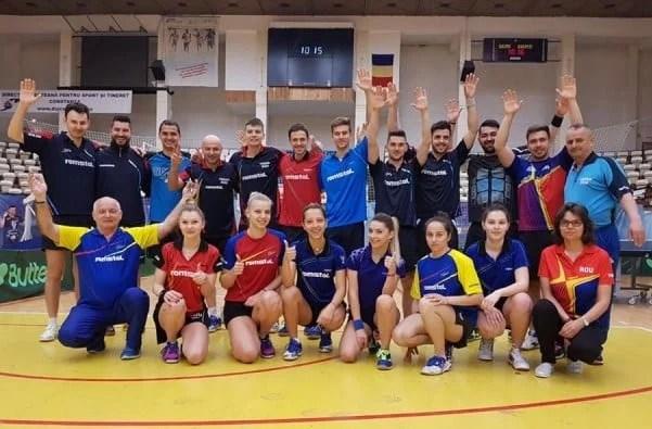 """Arădeanca Dodean-Monteiro atacă """"mondialele"""" cu echipa României"""