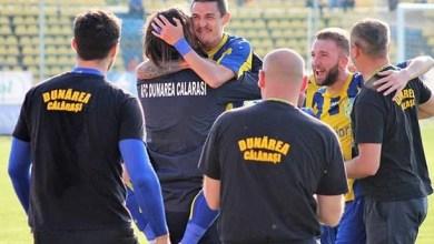 Photo of Liga II-a, etapa a 33-a: Dunărea Călărași e prima echipă promovată în Liga 1, Clinceniul o ține pe Metaloglobus pe loc retrogradabil