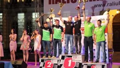 Photo of Vali Porcișteanu a câștigat Raliul Aradului KIA 2018, profitând de accidentul lui Tempestini în Super Specială