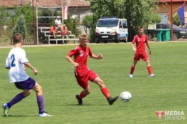 UTA și Viitorul au debutat cu dreptul la turneele zonale al juniorilor Under 15!