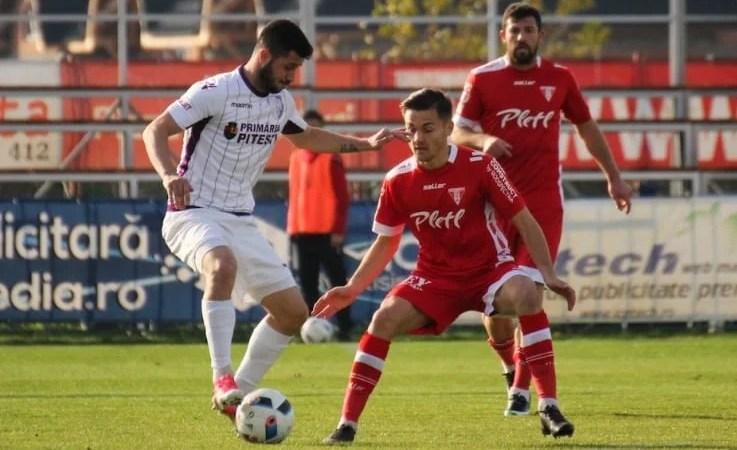 Livetext, ora 18: FC Argeș – UTA 1-0, final