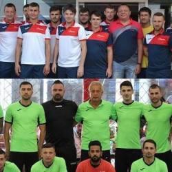 Premiere și Luciano își dispută trofeul suprem la mini-fotbal! Echipele arădene fac parte din aceeași grupă a finalei de la Alba Iulia